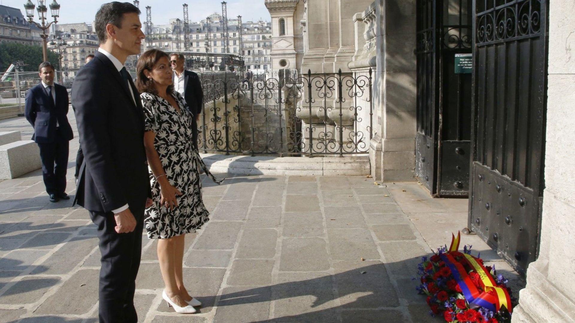Кметът на Париж: Премиерът на Испания спаси честта на Европа