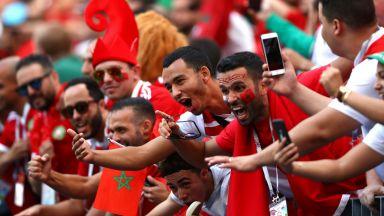 700 марокански фенове опитали да избягат в Европа