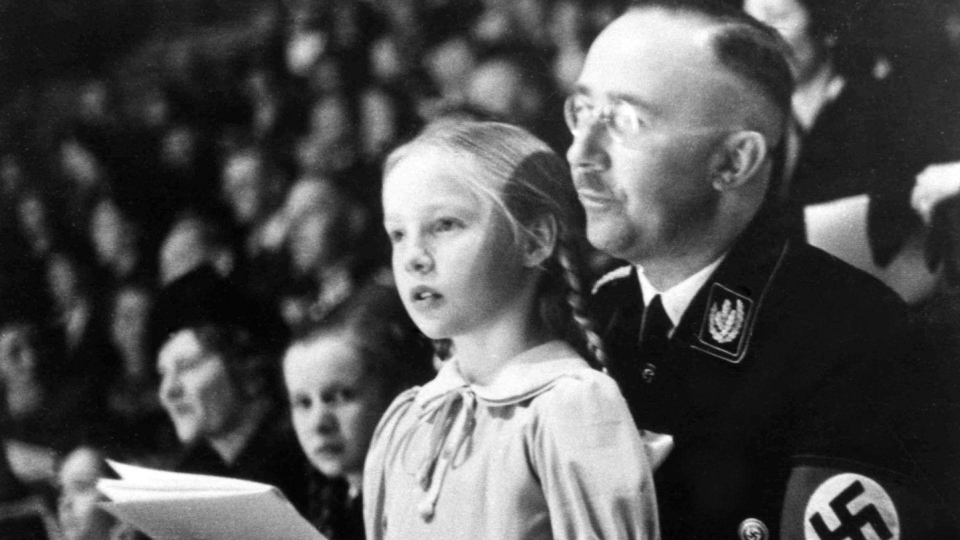 Дъщерята на Химлер работила за външното разузнаване на Германия