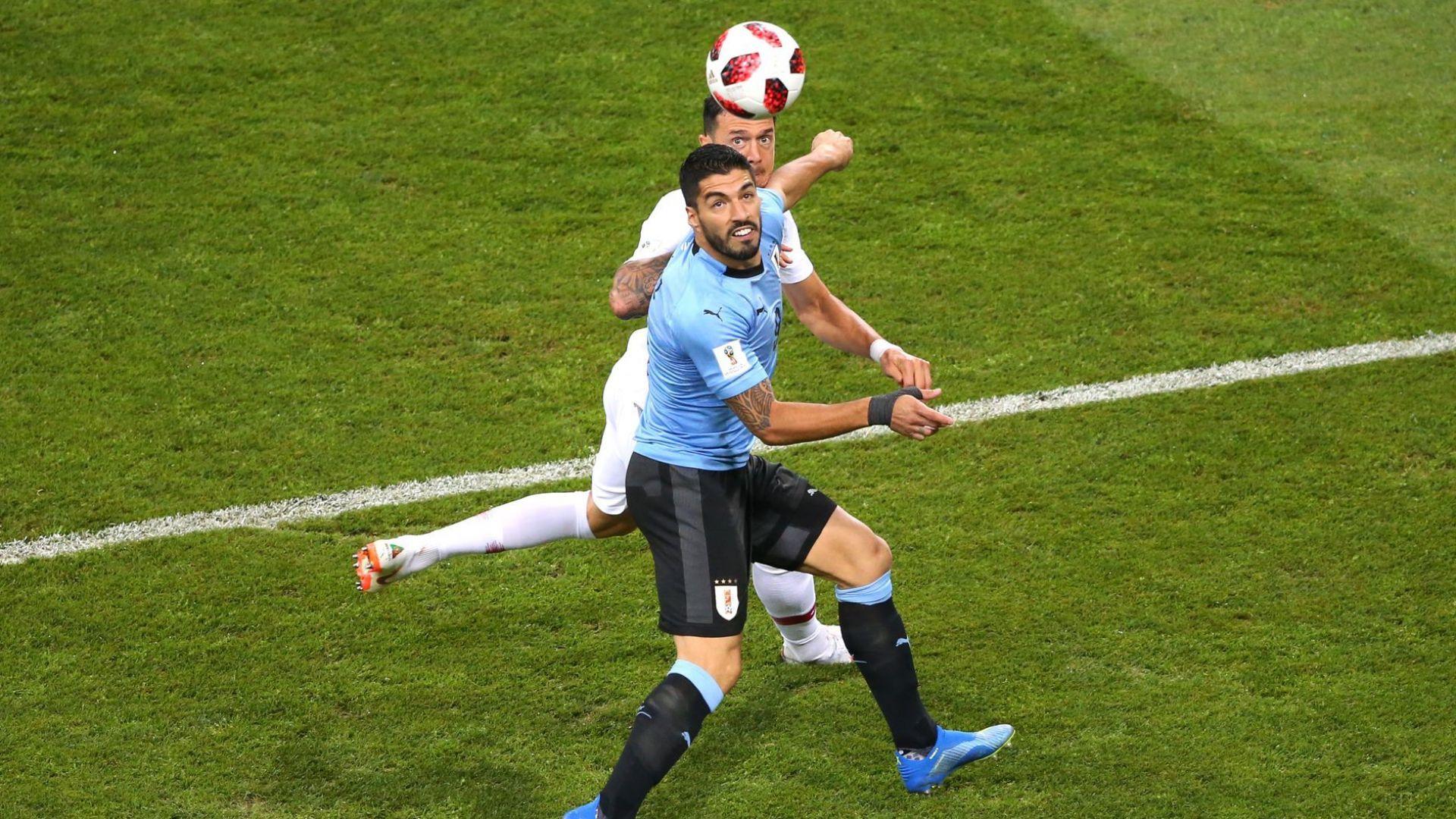 Уругвай - Португалия 2:1 (статистика)