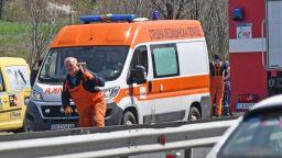 """Мъж загина, а четирама са ранени след двоен удар на АМ """"Тракия"""""""
