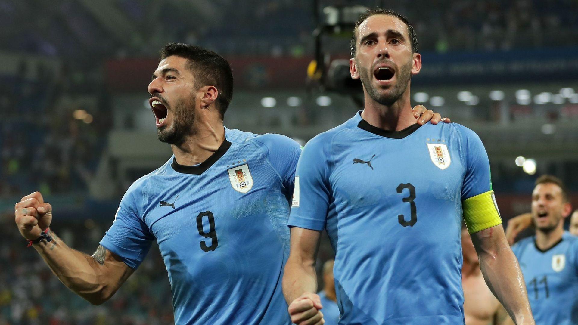 Монтевидео в екстаз: Голямото сърце на едно семейство, това е Уругвай!