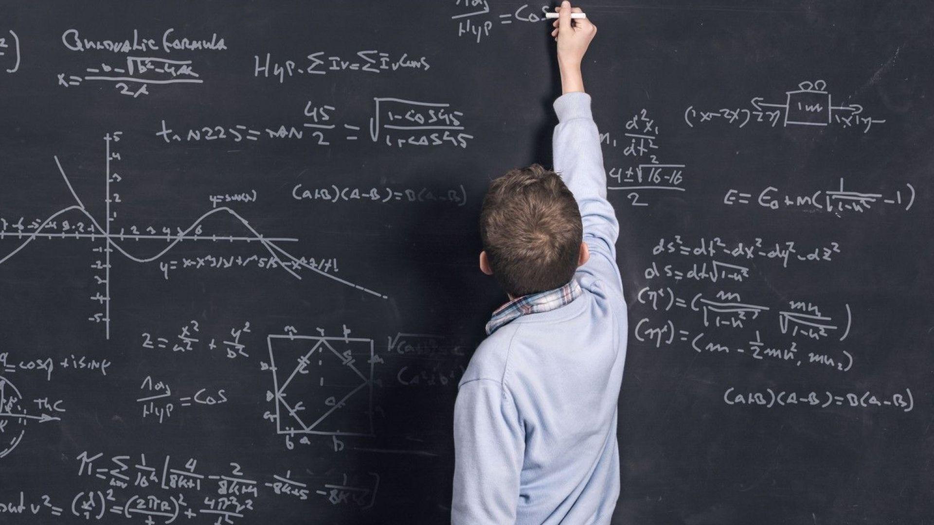 8-годишно белгийче завърши гимназия и става студент