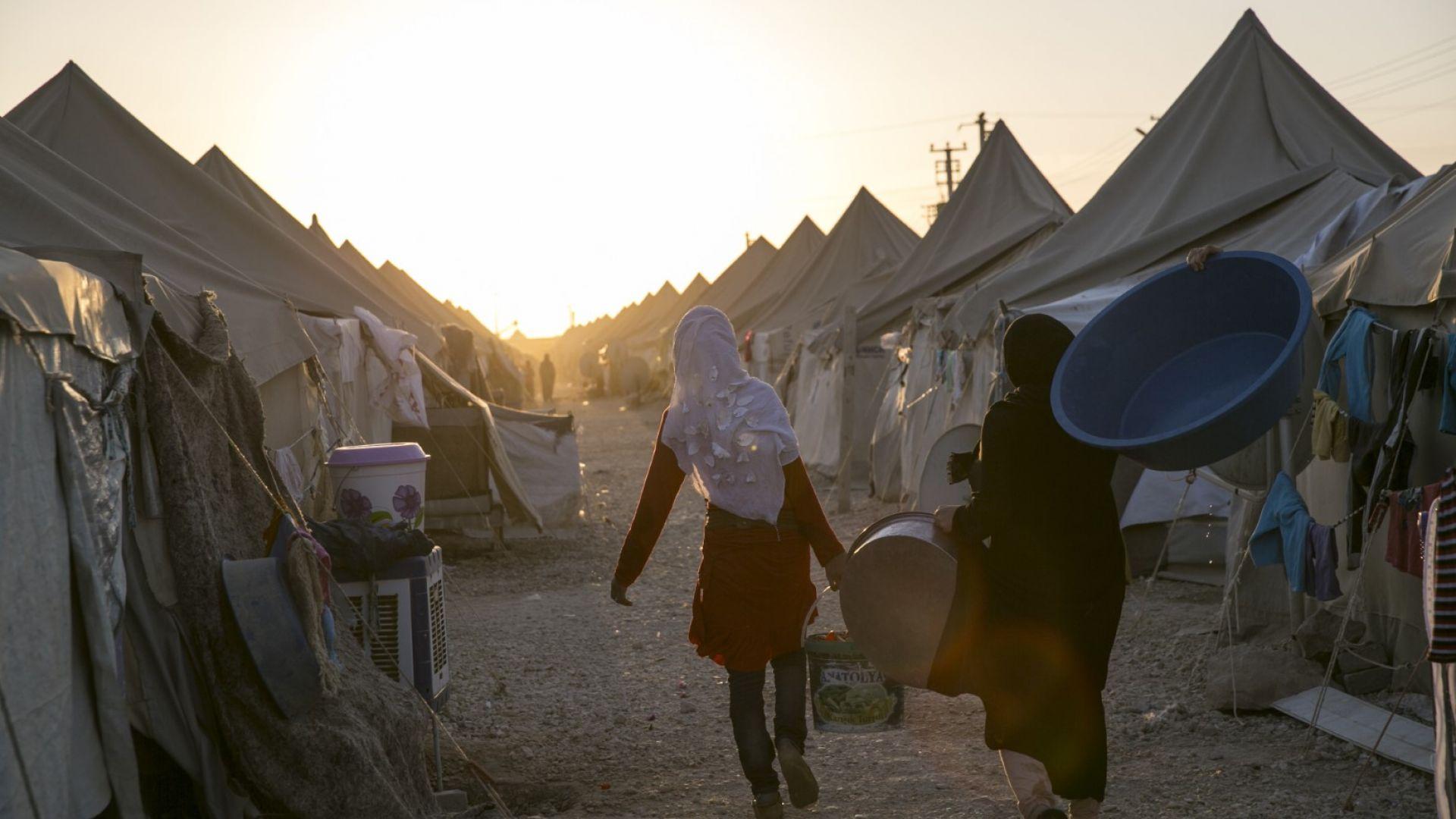 ЕС започва преговори с африкански страни  за създаване на мигрантски центрове