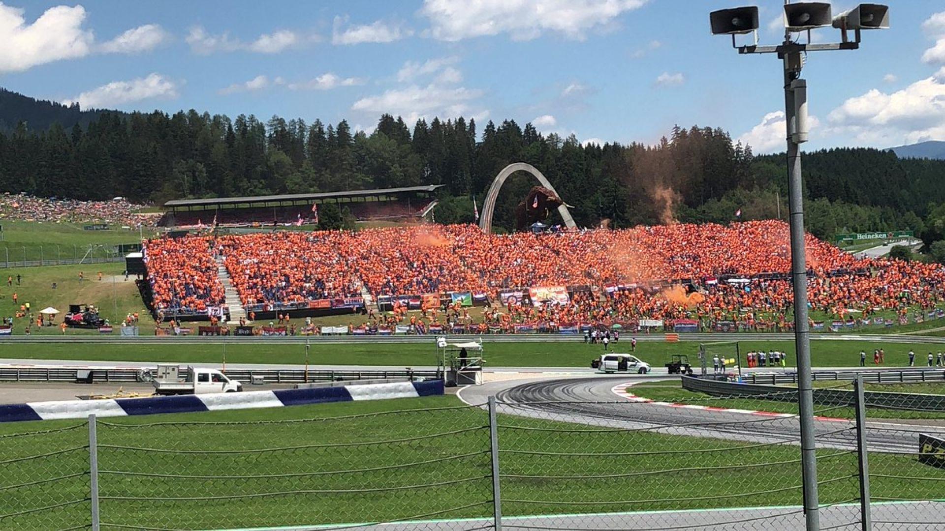 В Австрия очакват Формула 1 по програма