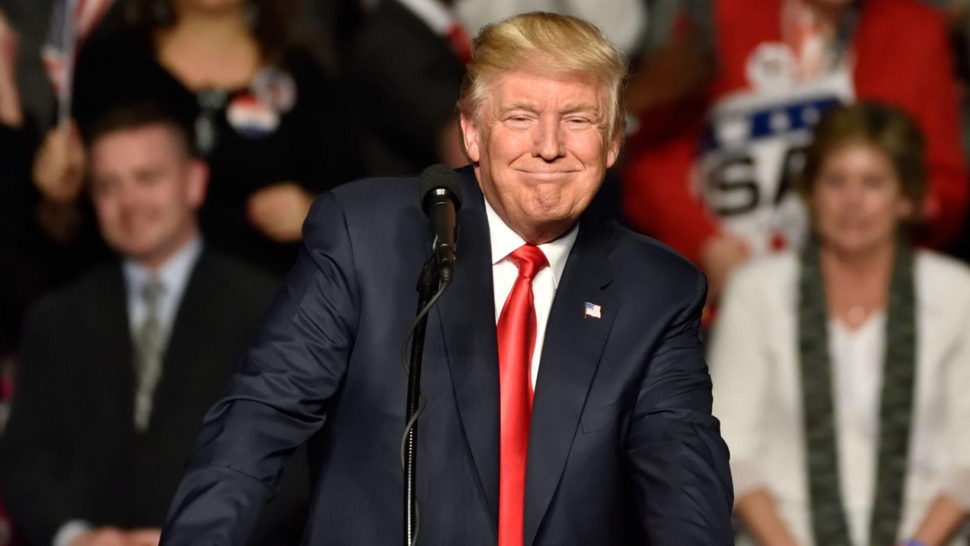 Доналд Тръмп: Разговорите със Северна Корея вървят добре