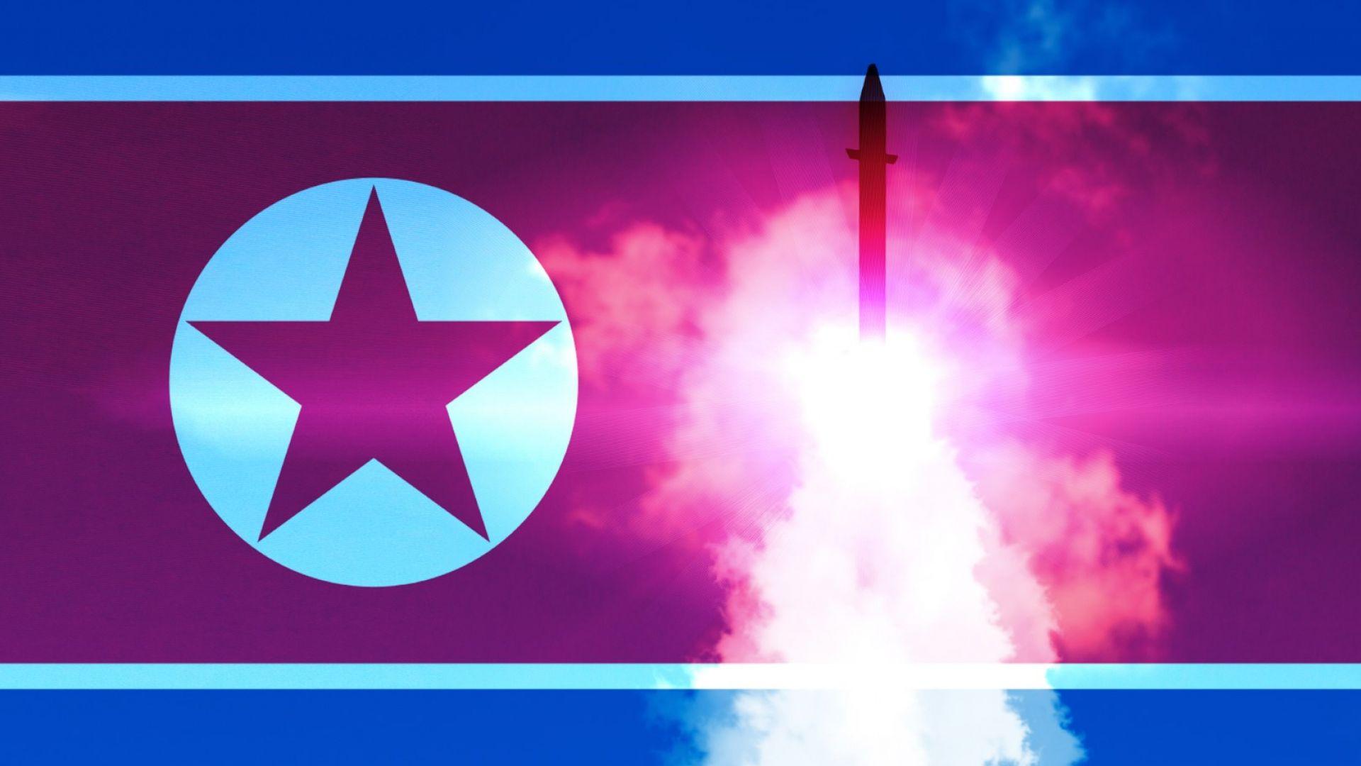 """Пхенян заплаши Вашингтон """"да си държи езика зад зъбите"""""""