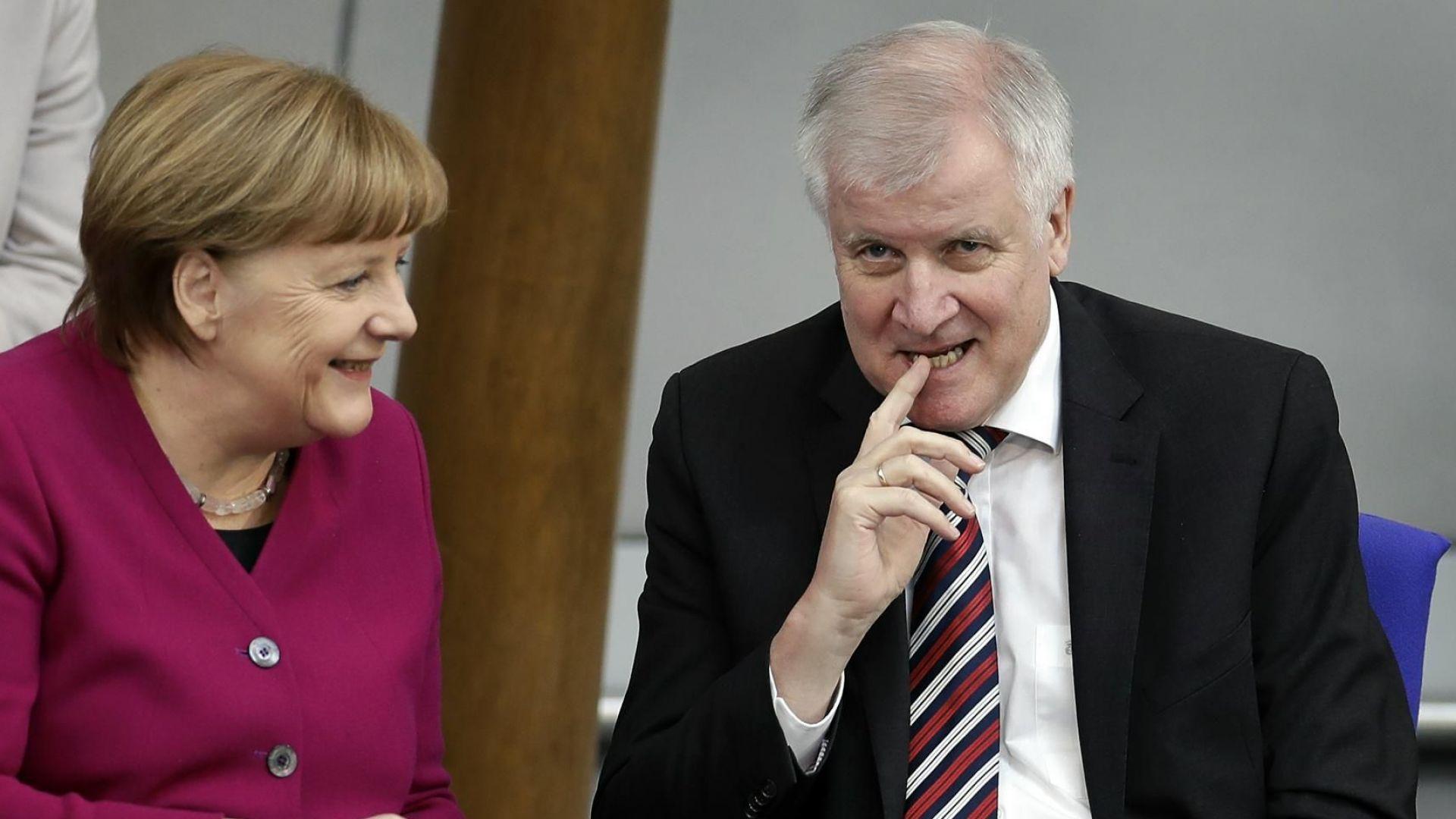 Криза в управляващата коалиция в Германия?
