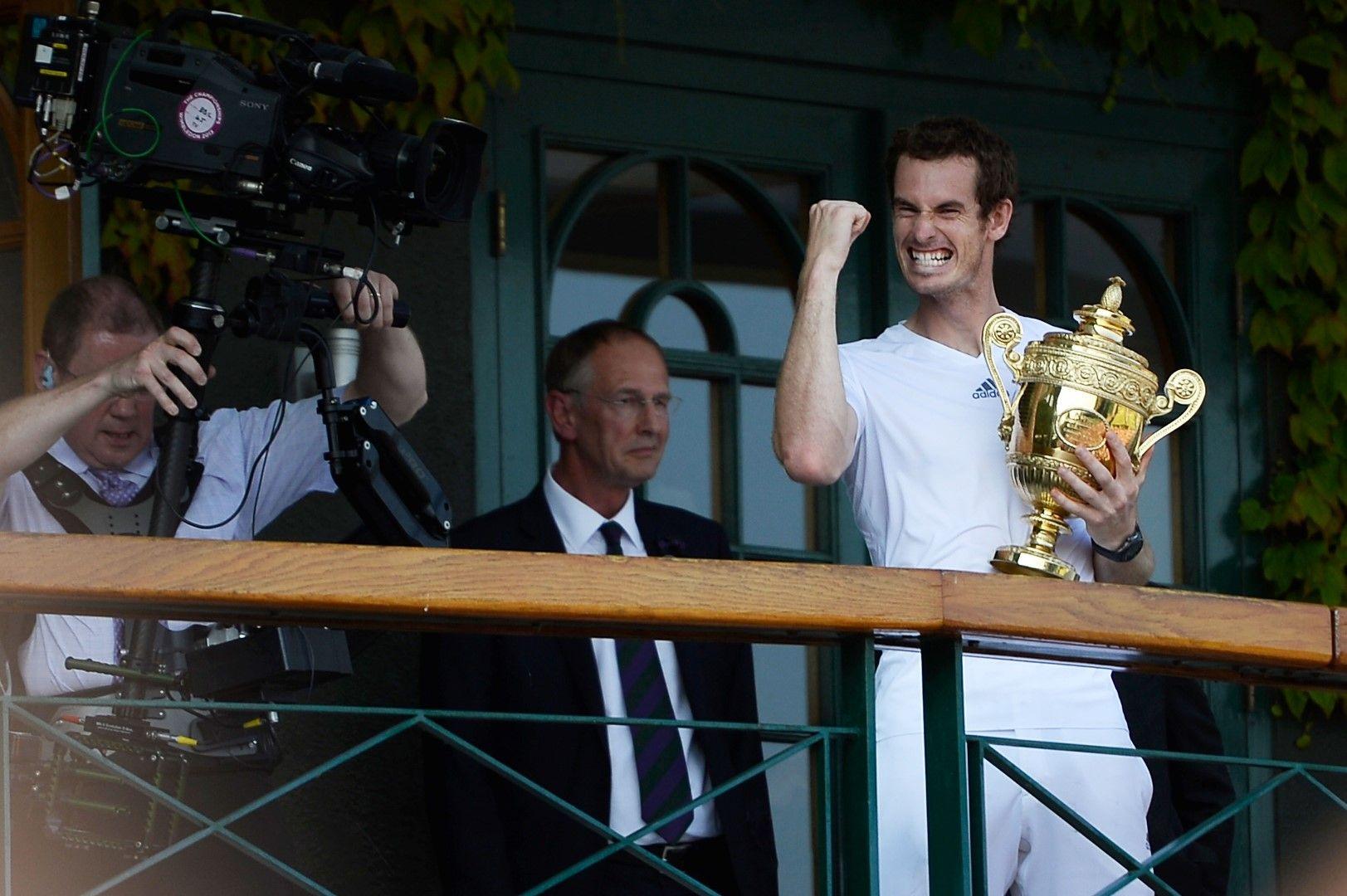 2013 г. Дългото чакане за британците приключи и Анди Мъри е Шампион след триумф над Джокович. Три години по-късно шотландецът повтори триумфа