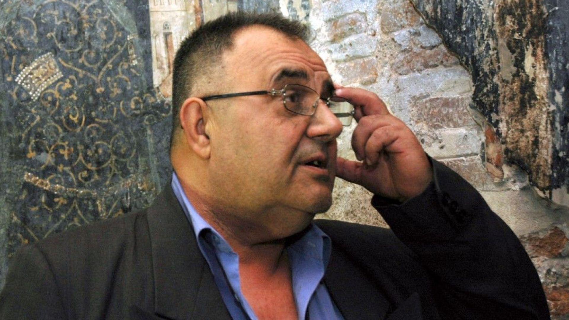 Прахът на Божидар Димитров ще бъде разпръснат над Созополския залив