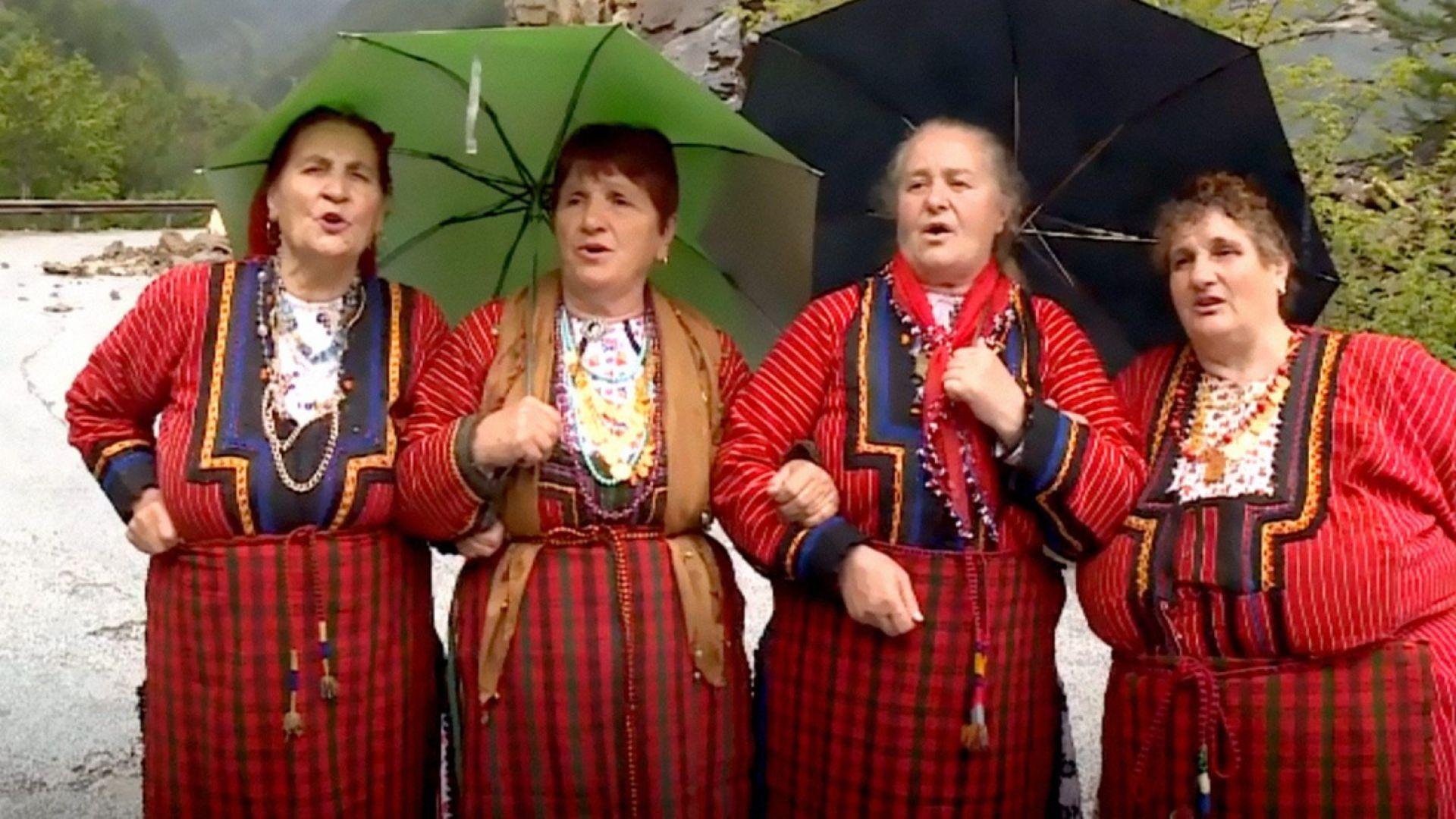 """Музикален протест на """"Евробаби""""-те под прозорците на Борисов"""
