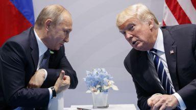 """""""Независимая газета"""": Заподозряха Тръмп, че има намерение да предаде Сирия на Путин"""