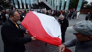 ЕК откри нова назакателна процедура срещу Полша за върховенството на закона