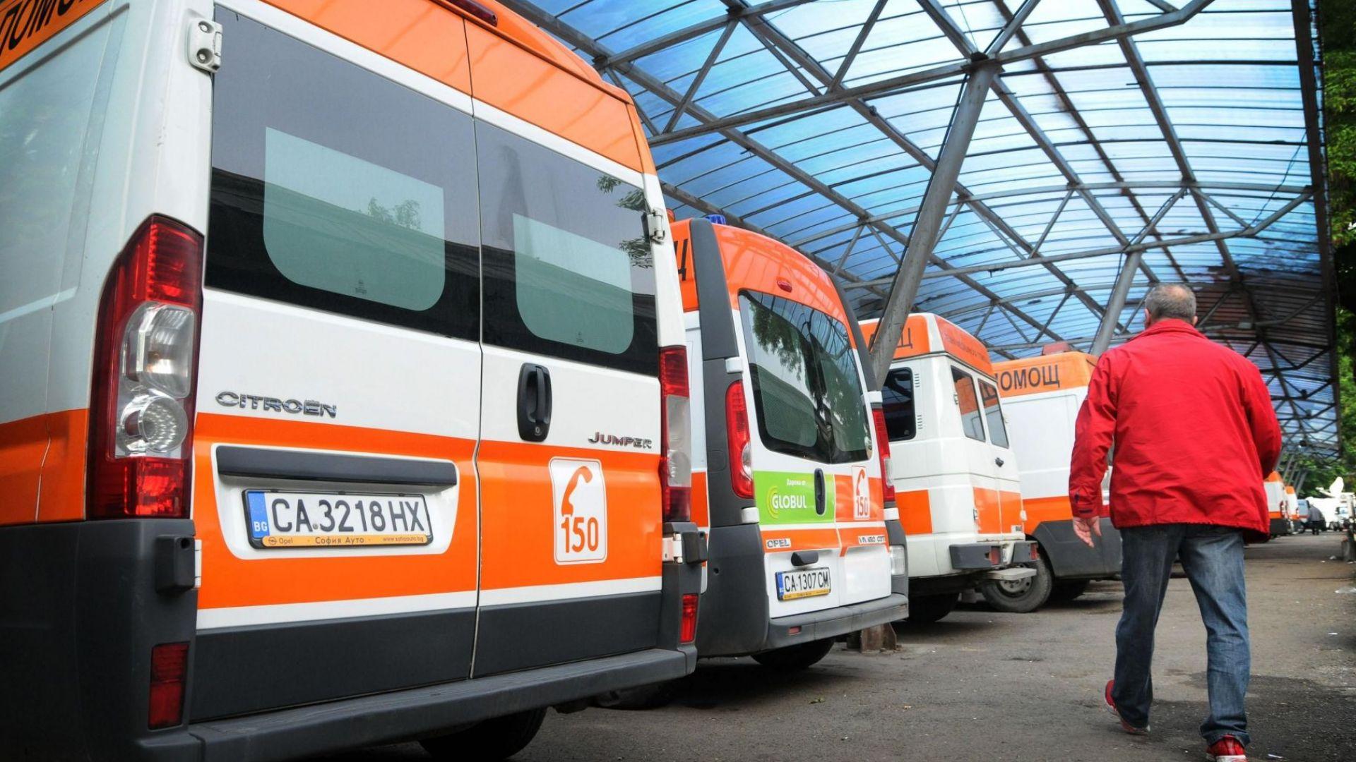 Фантом ли и е фирмата, която бави търга за купуване на 400 линейки?