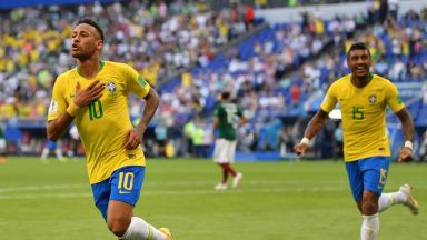 Бразилия е фаворит за Мондиал 2022