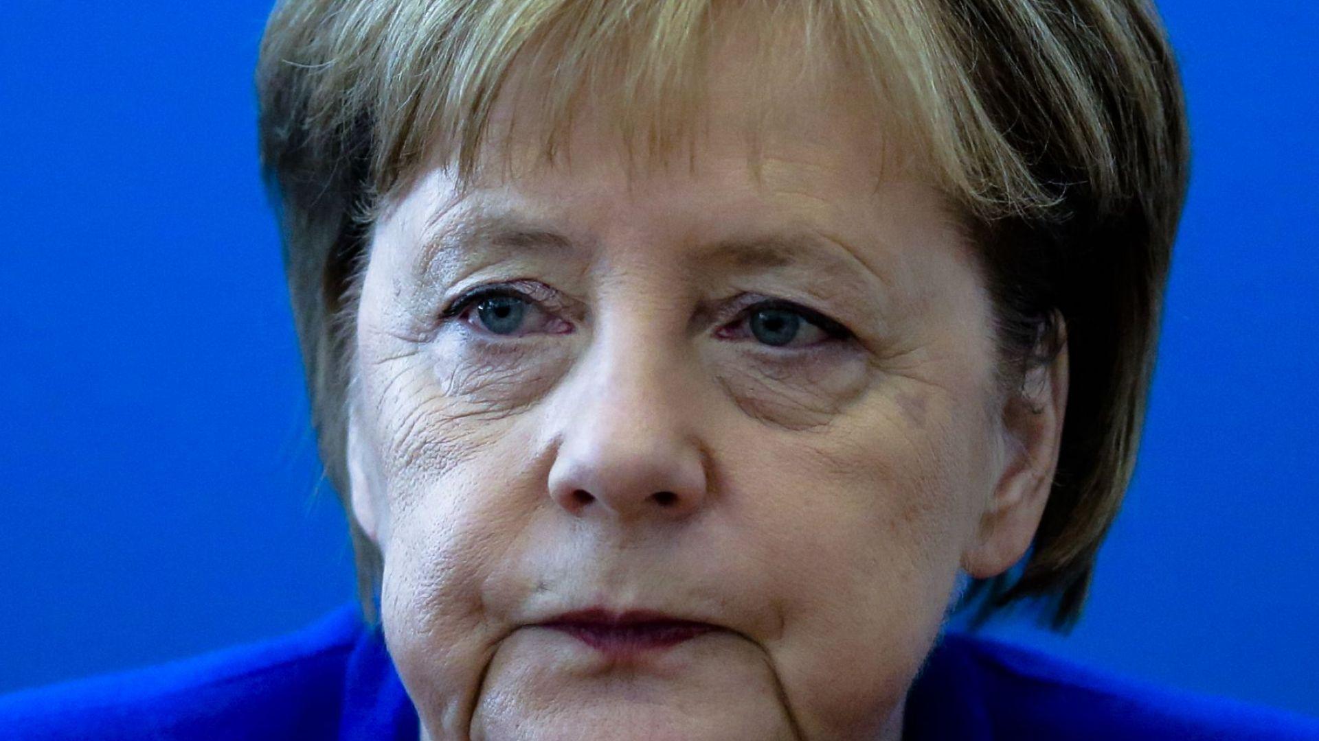 """Меркел: Да не отчитаме услугите при търговския баланс е """"демоде"""""""