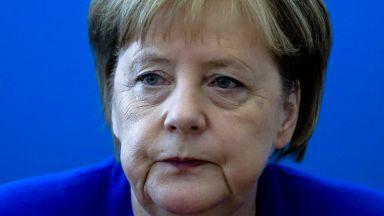 Меркел: НАТО ще защити и Черна гора