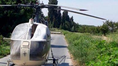Дронове били забелязани над затвора преди Редуан Фаид да избяга с хеликоптер