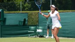 Вики Томова изживя мечтата си и ще играе със Серина!