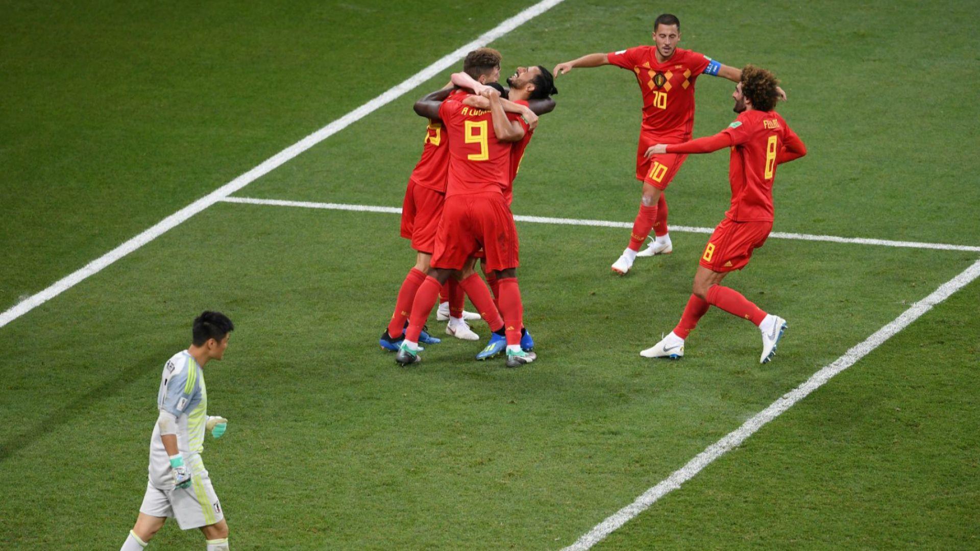 """Белгийските """"червени дяволи"""" се измъкнаха от ада"""