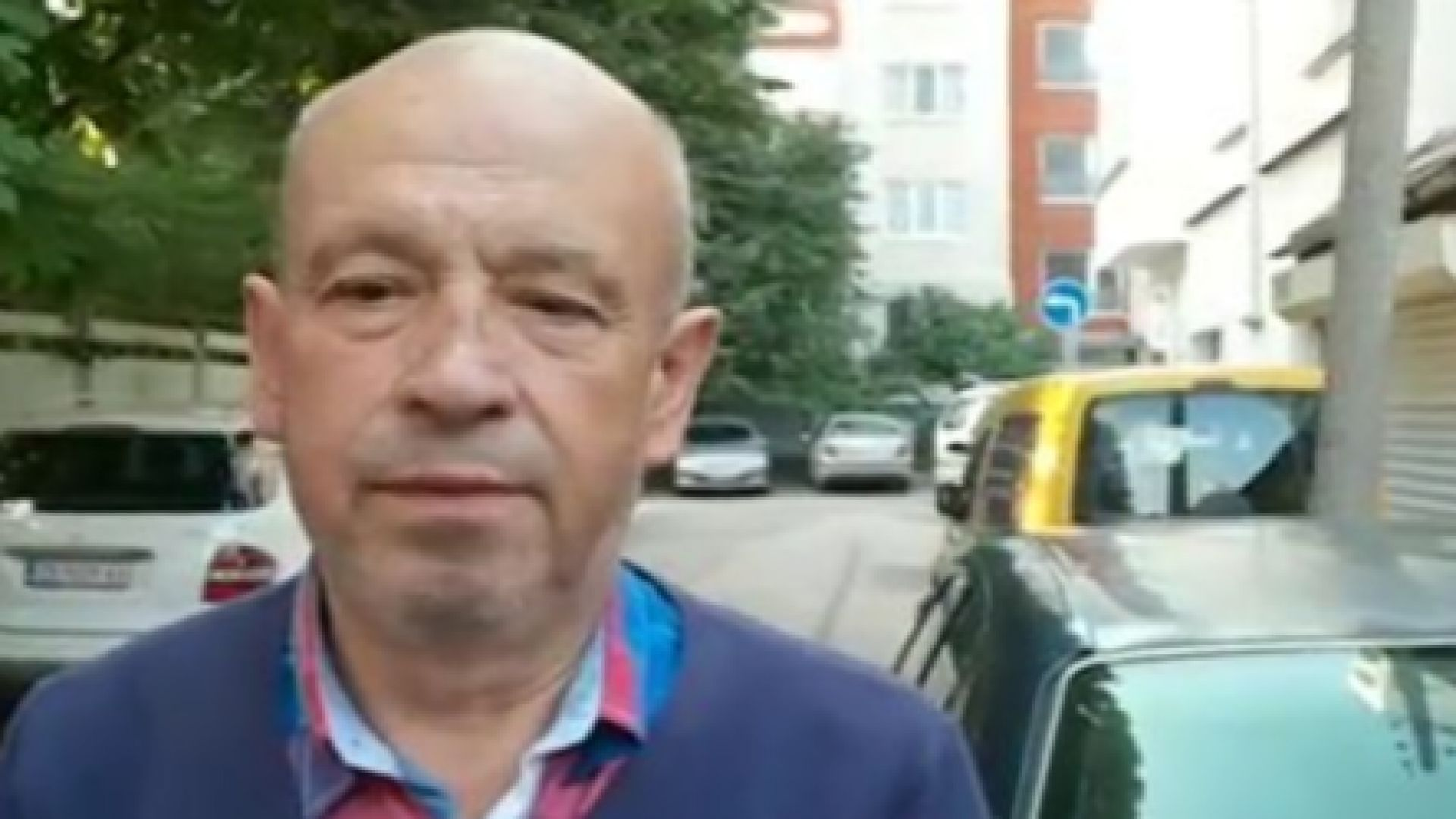11-годишен подкара колата на дядо си на оживен паркинг в София