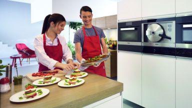 Спечели ваучер на стойност 100 лв. за кулинарен курс от Miele!
