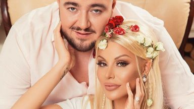 Гущеров и Светлана сключиха граждански брак