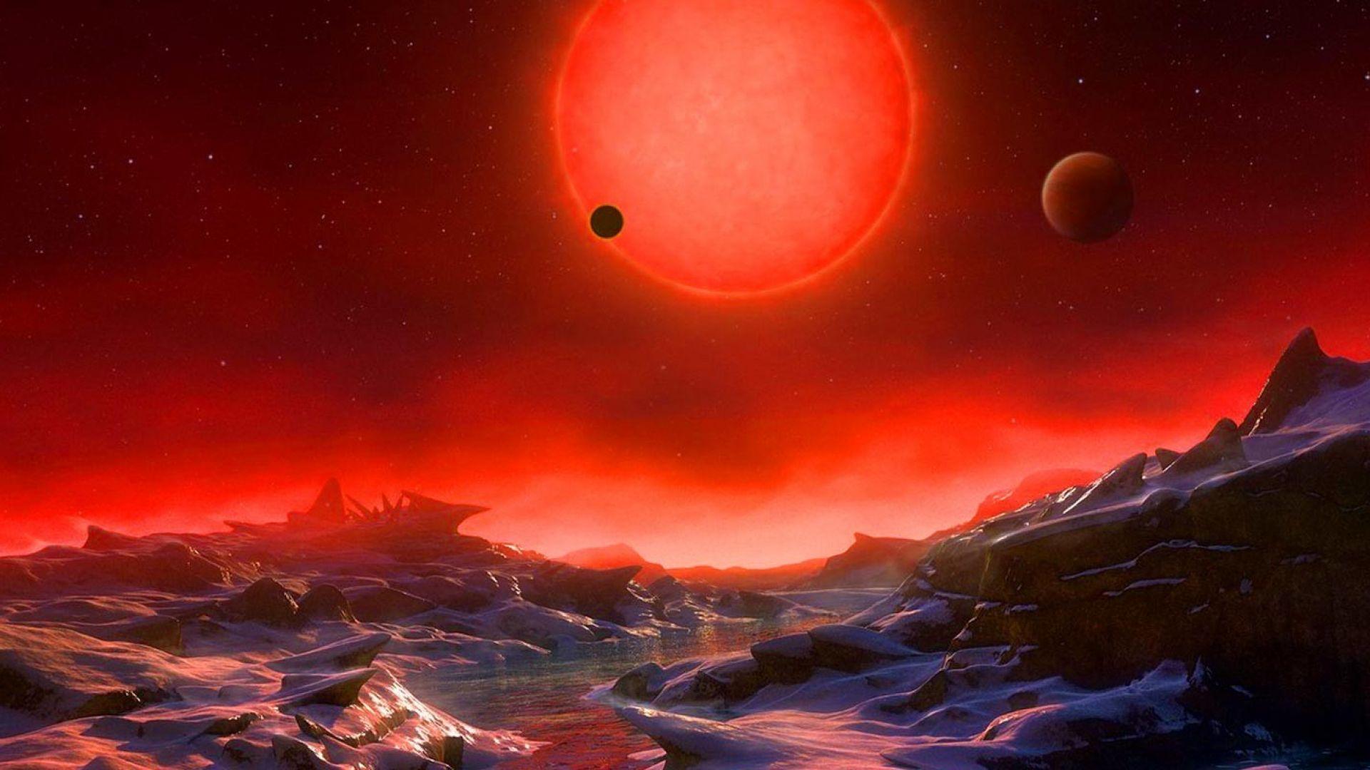 10-те най-близки до Слънцето звезди