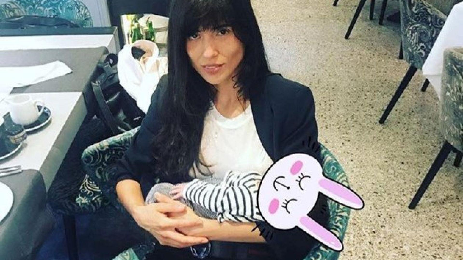 Доротея с племенника си Васил