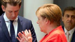 От Германия започва затваряне на границите на юг