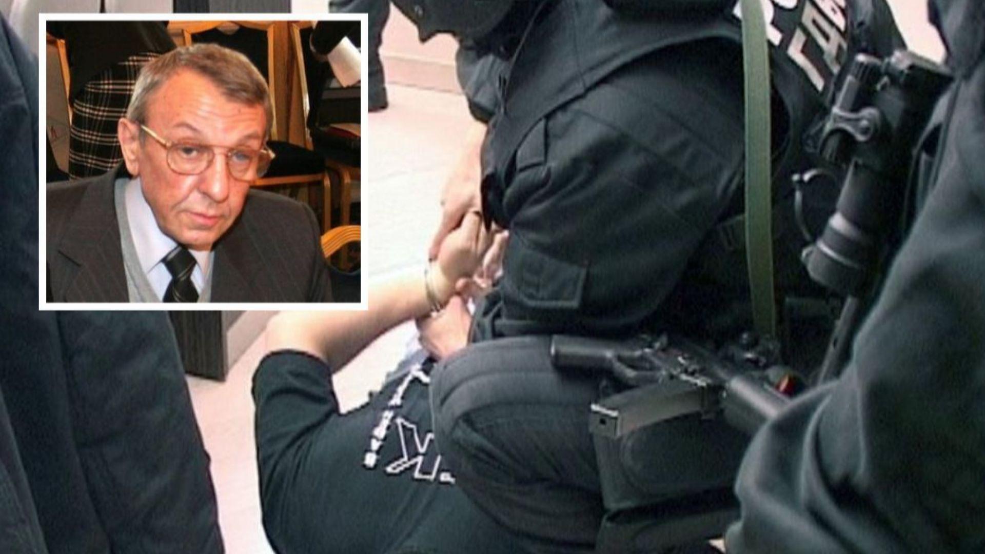 """Бившият прокурор Цеко Йорданов се размина с 500 000 лева обезщетение за """"Октопод"""""""