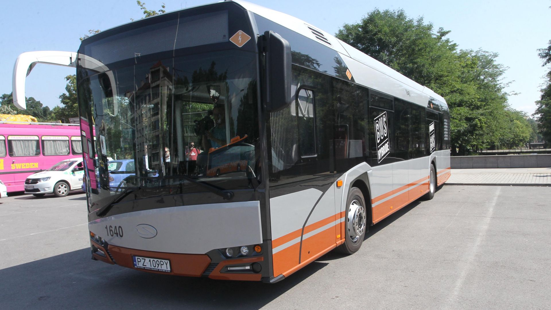 Тръгва нов хибриден автобус в София