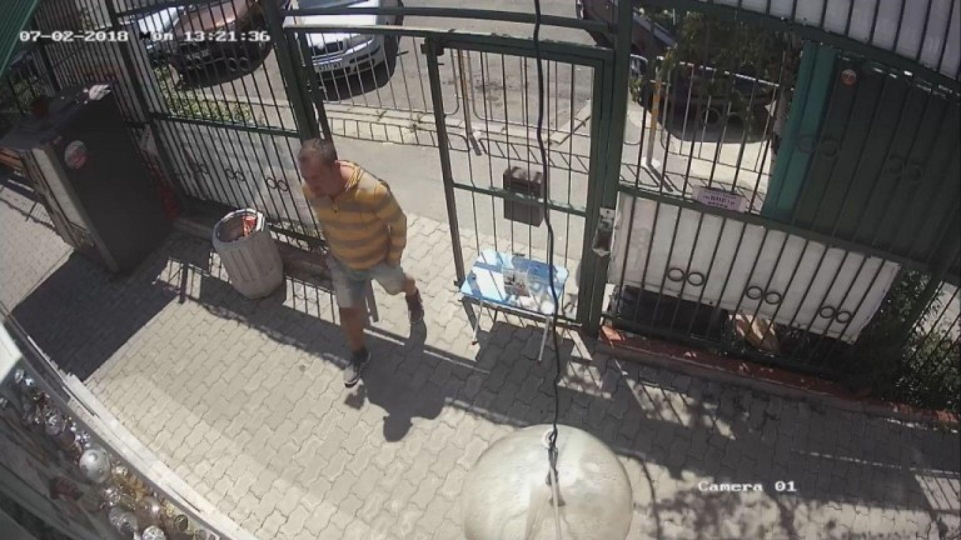 Полицията хвана крадеца на дарения за болно дете в Бургас