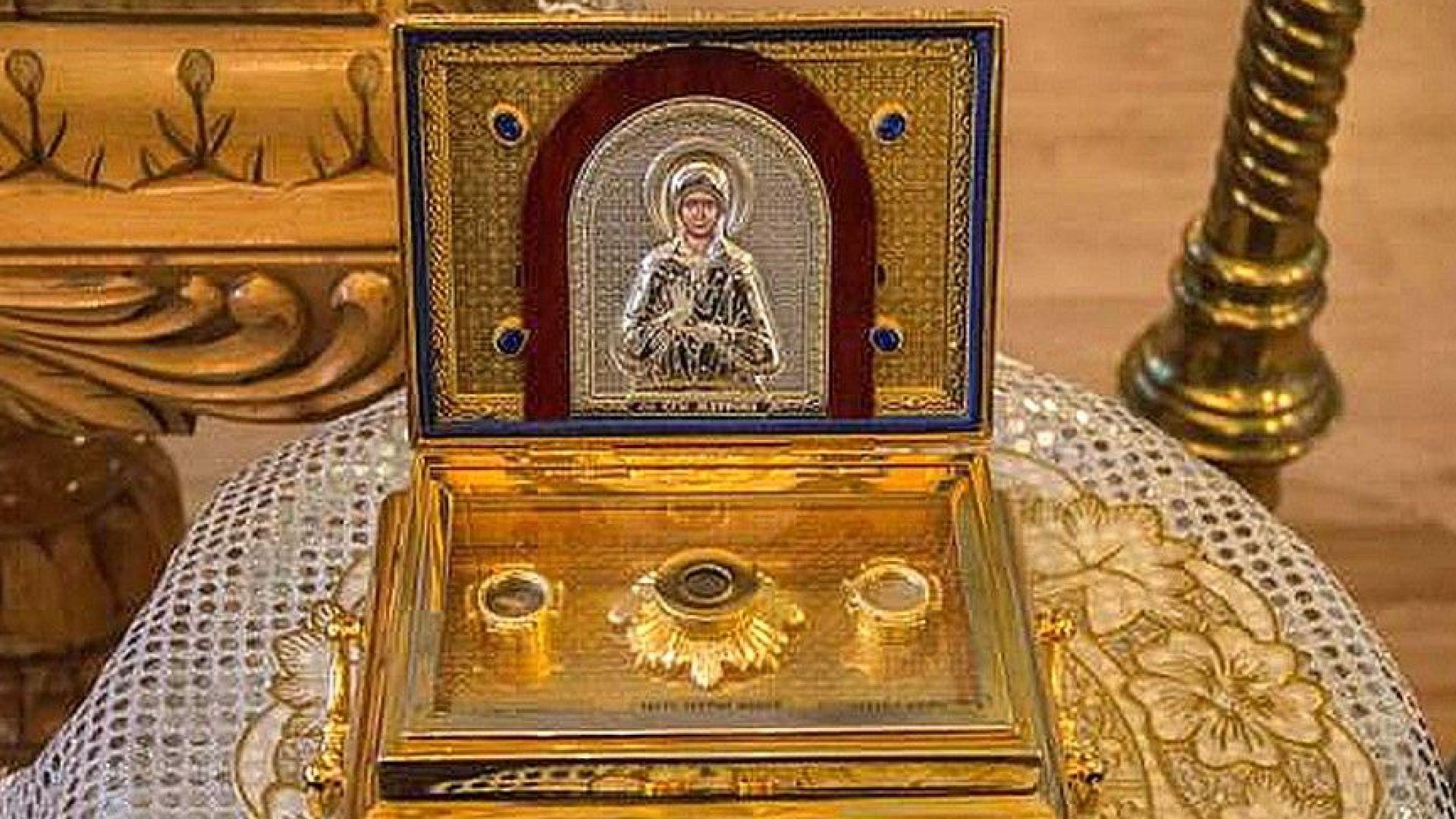 Мощи на двама нови руски светци пристигат в Русе