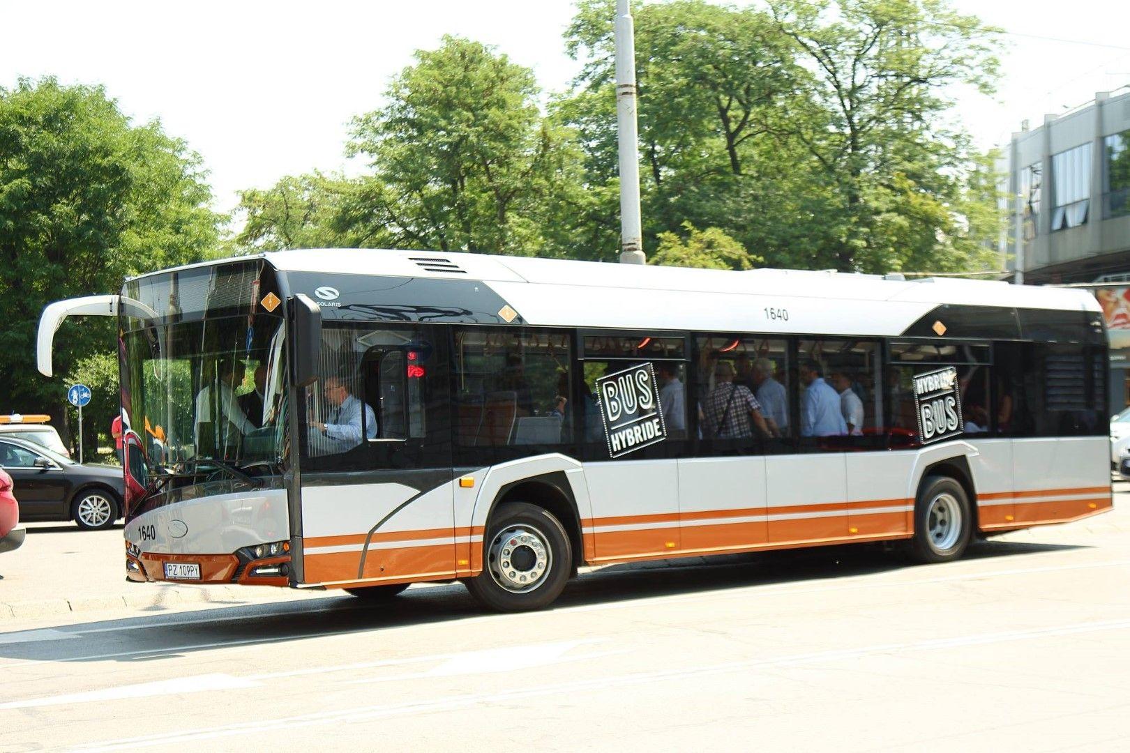 В последните три - четири години извършваме модернизация на наземния транспорт
