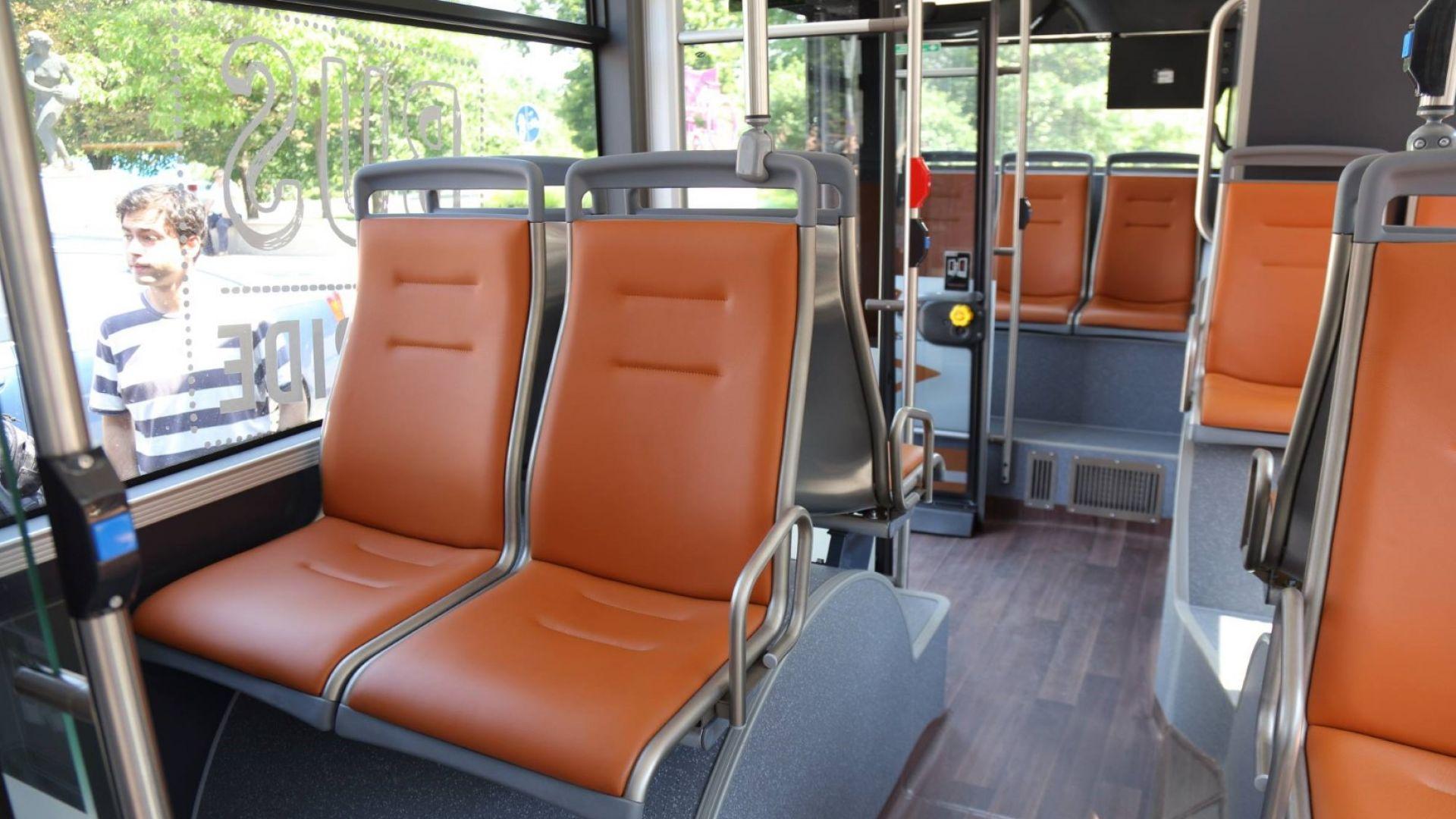Столична община си върна 5 линии на градския транспорт от частни оператори