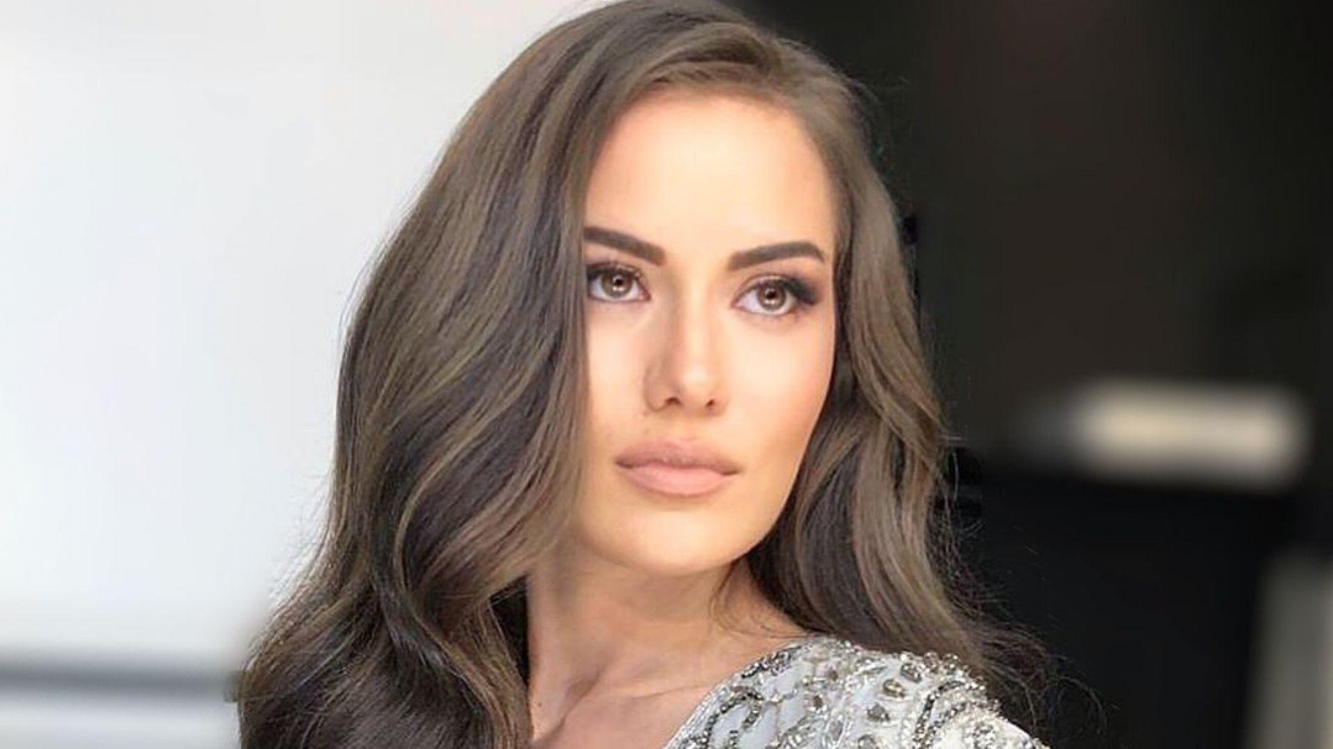 Ето я турската Моника Белучи (снимки)
