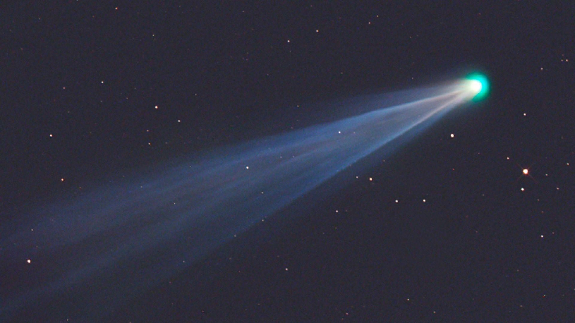 Комета ще премине близо до Земята, ще може да се види с бинокъл