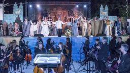 """""""Набуко"""" събра стотици почитатели на Верди в парка """"Кайлъка"""""""