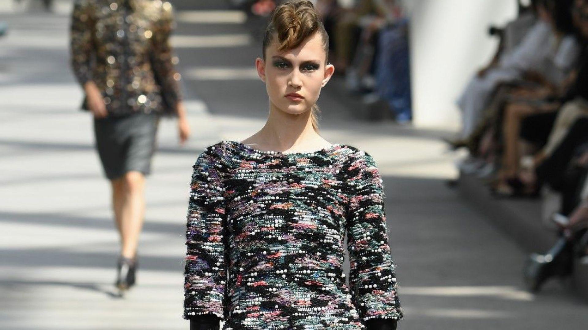 Chanel заложи на парижки шик от 40-те в колекцията си висша мода