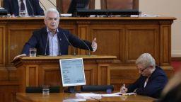 Сидеров: Къде е президентът, когато отчитаме Председателството