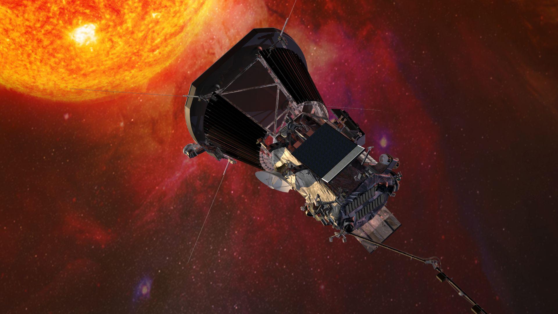 НАСА получи първите данни от най-способната слънчева сонда