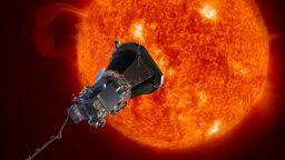 НАСА изстрелва сонда към Слънцето