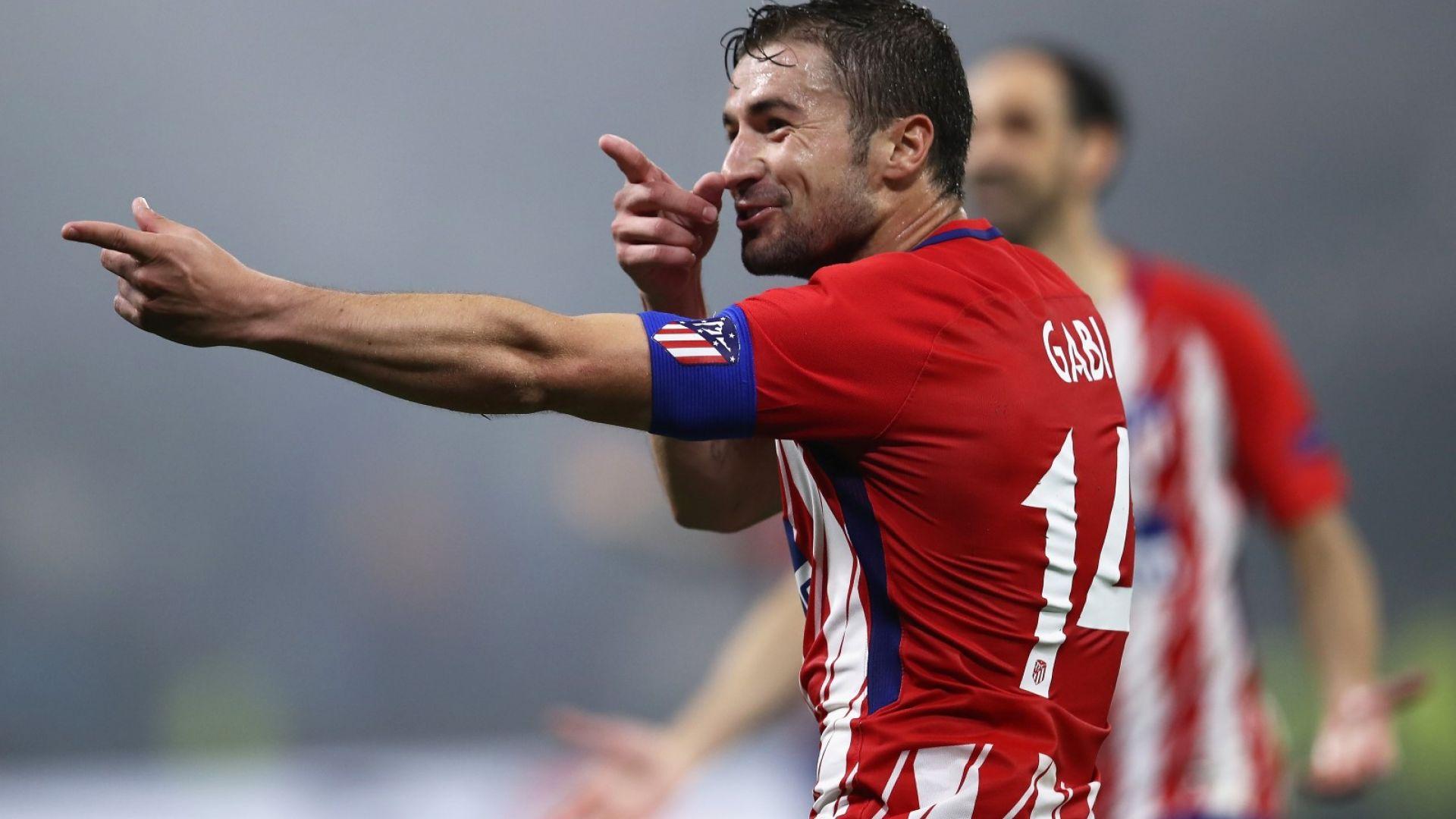 """Капитанът на """"Атлетико"""" напусна тима"""