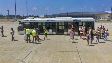 Екшън с украински турист на летище в Кипър