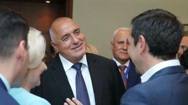 Борисов в Солун: Трябва да помним, когато нещо добро се случи на Балканите