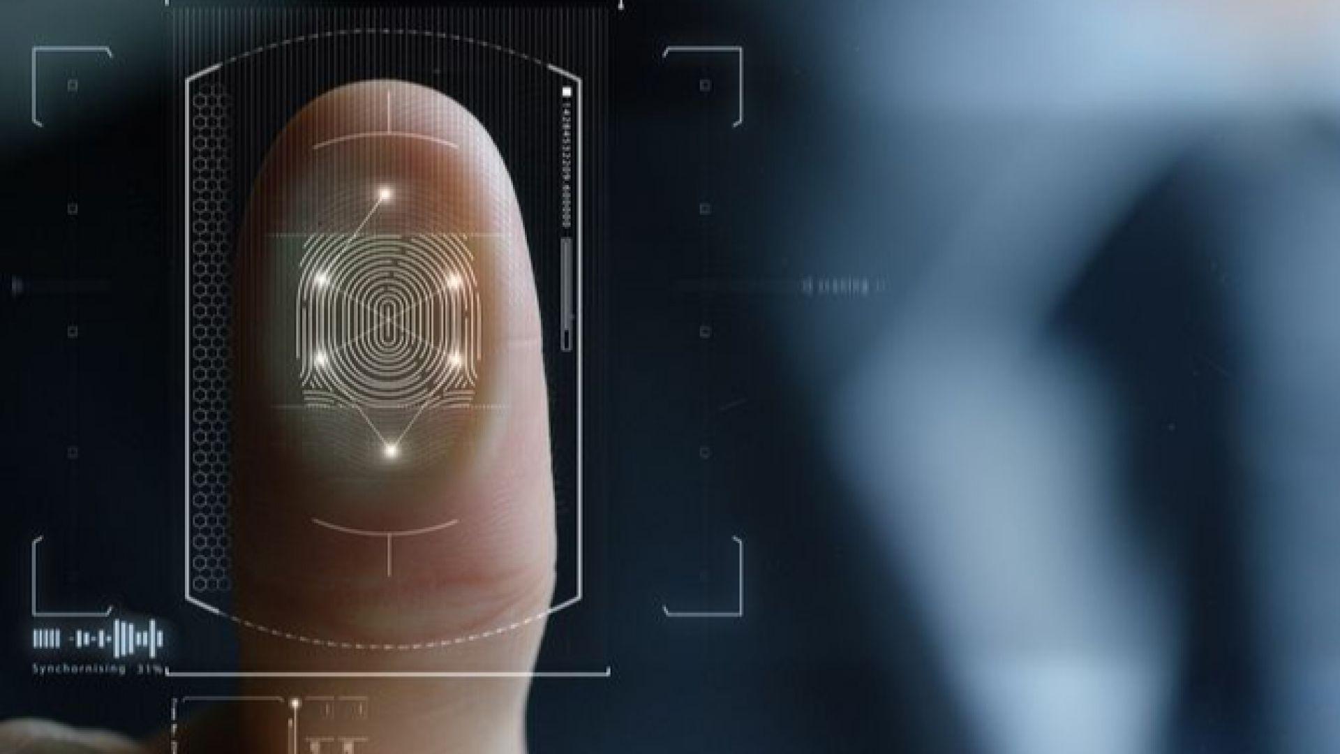 Сензор за пръстов отпечатък ще измерва и телесната температура