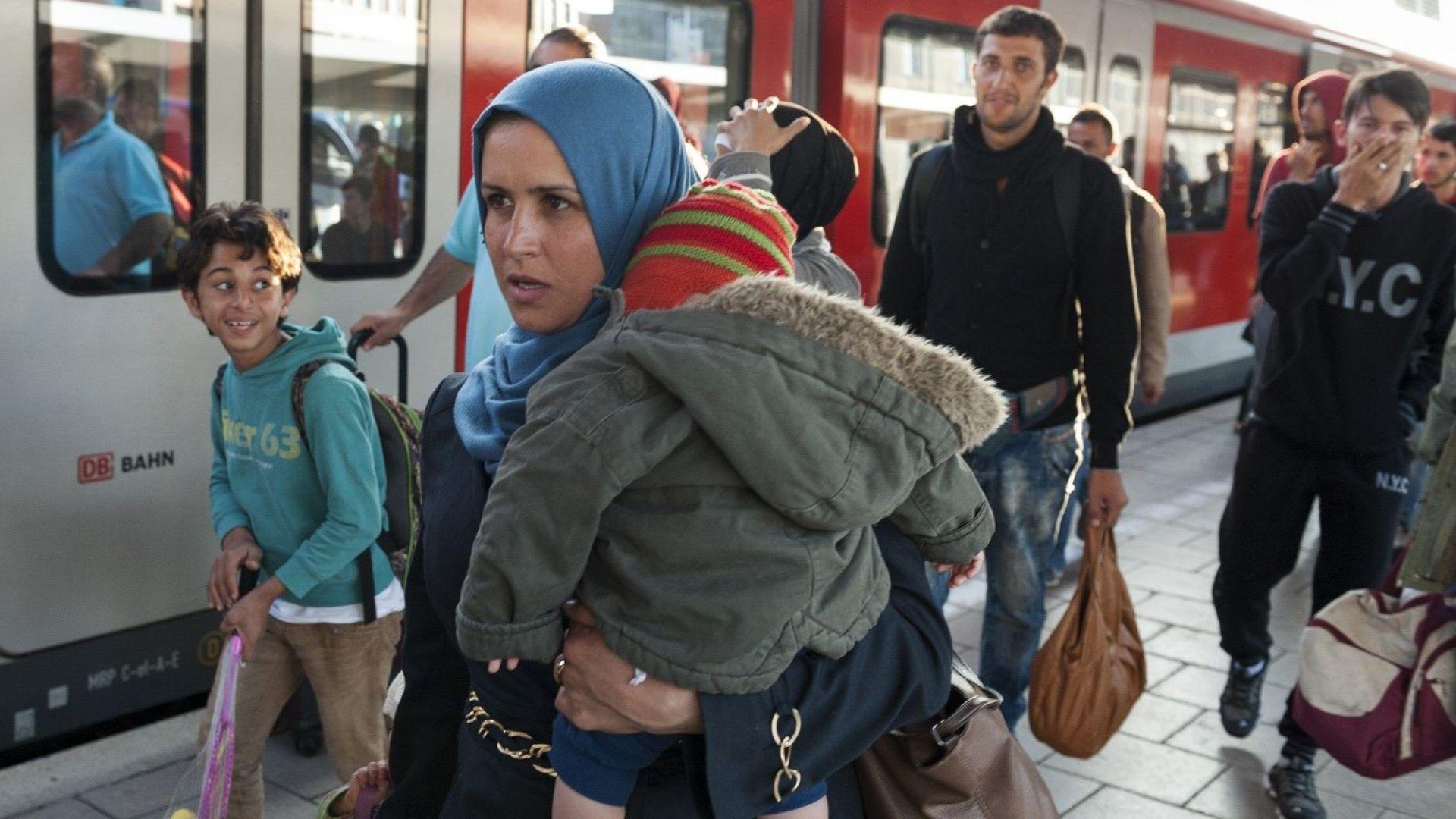 Миграцията е икономическото предимство на Германия