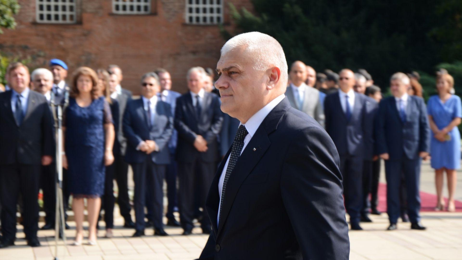 Валентин Радев: България е стабилно и може би най-сигурното място на Балканите