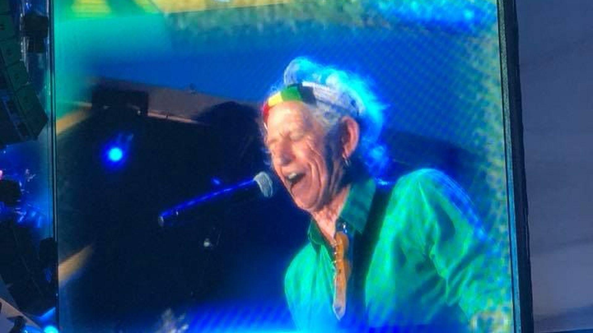 The Rolling Stones събраха 50 000 на концерт в Прага